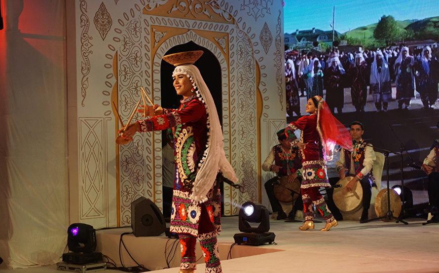 上海合作组织总部在北京隆重庆祝塔吉克斯坦共和国文化日
